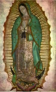 L'Image de La Vierge de Guadalupe (compressé)